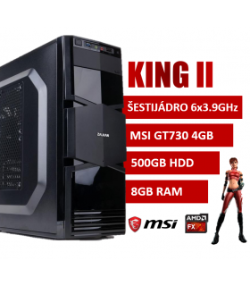 PC KING II