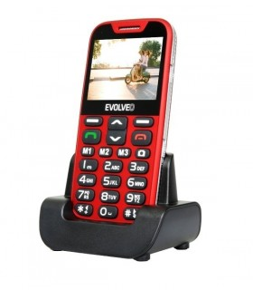EVOLVEO EasyPhone XD, RED