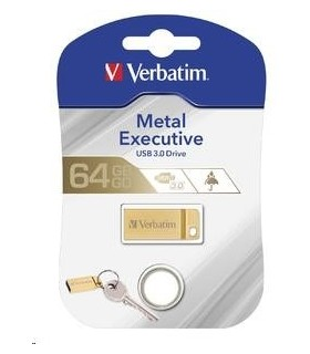 VERBATIM 16GB METAL EXECUTIVE USB 3.0