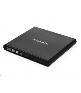 VERBATIM Mobile DVD-RW Rewriter USB 2.0