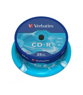 VERBATIM CD-R(25-Pack)