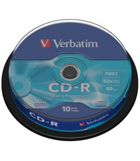VERBATIM CD-R(10-Pack)