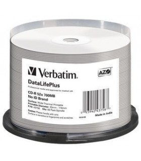 VERBATIM CD-R(50-pack)