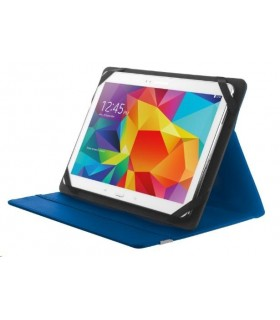 "TRUST Pouzdro na tablet 10"" Primo Folio Stand for tablets - blue,modré"