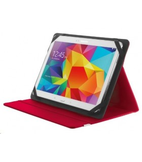 "TRUST Pouzdro na tablet 10"" Primo Folio Stand for tablets - červené,red"