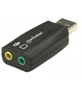 MANHATTAN USB 3-D Sound