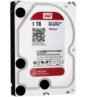 WD RED NAS 1TB WD10EFRX 64MB