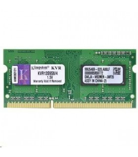 SO4GB DDR3 1333MHz CL9 SR X8 KINGSTON ValueRAM