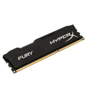 8GB DDR3 1600MHz CL10 KINGSTON HyperX FURY Black