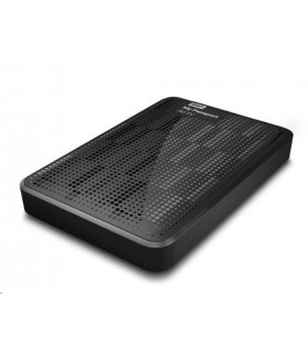 "WD 1TB My Passport AV-TV 2.5"" Black"