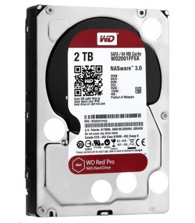 WD RED Pro 2TB NAS WD2002FFSX 64MB