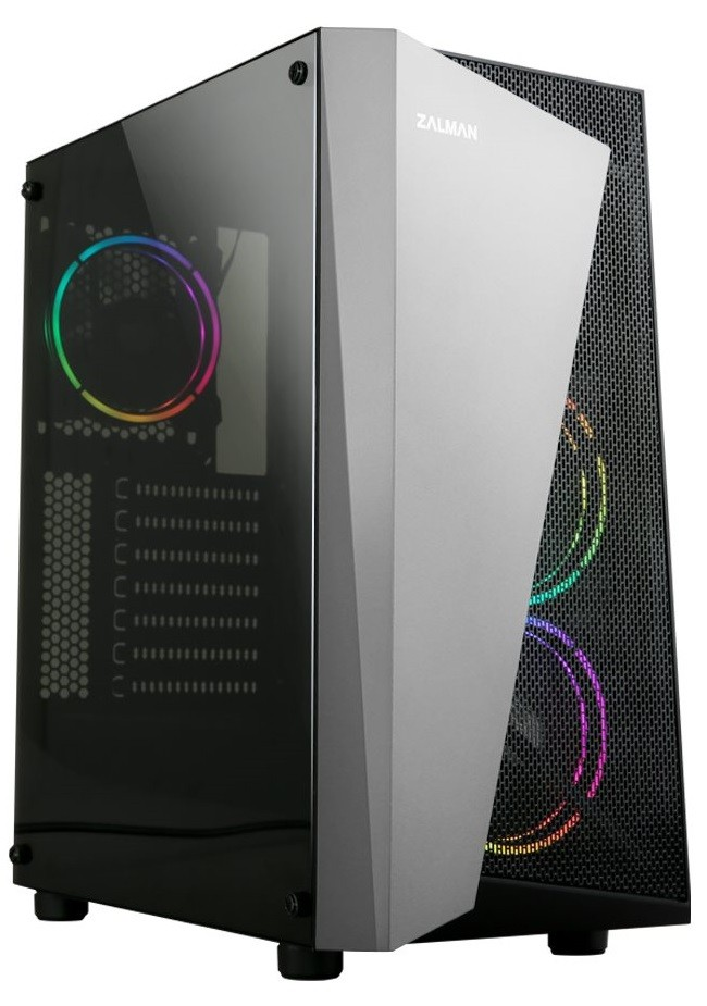 ZALMAN S4 Plus (USB 3.0, RGB LED)