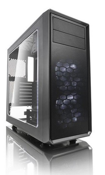 FRACTAL DESIGN skříň FOCUS G (GREY)